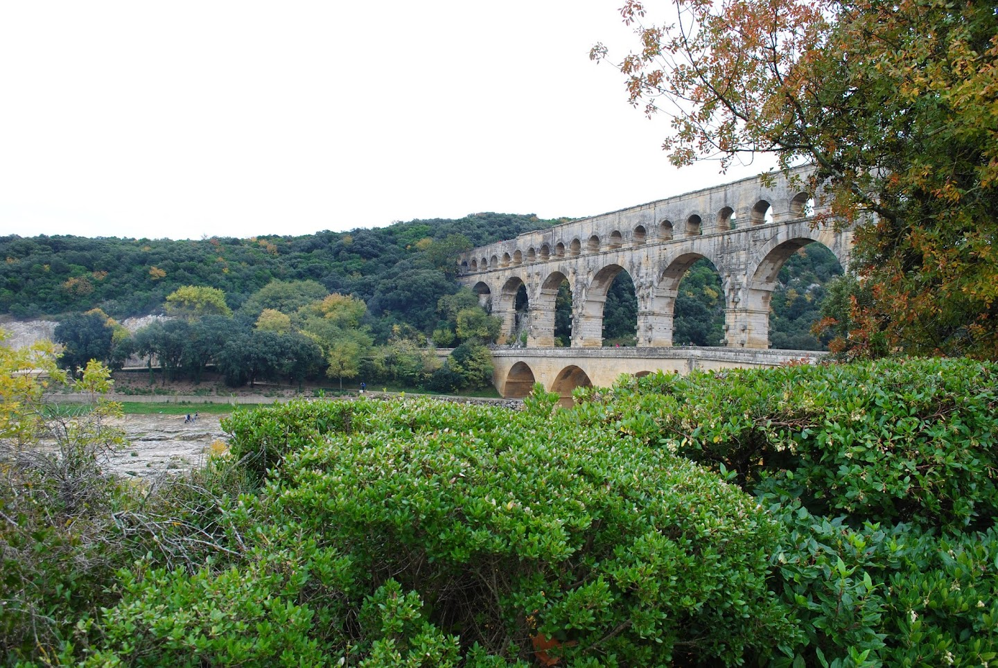 My Photos: France -- Pont du Gard
