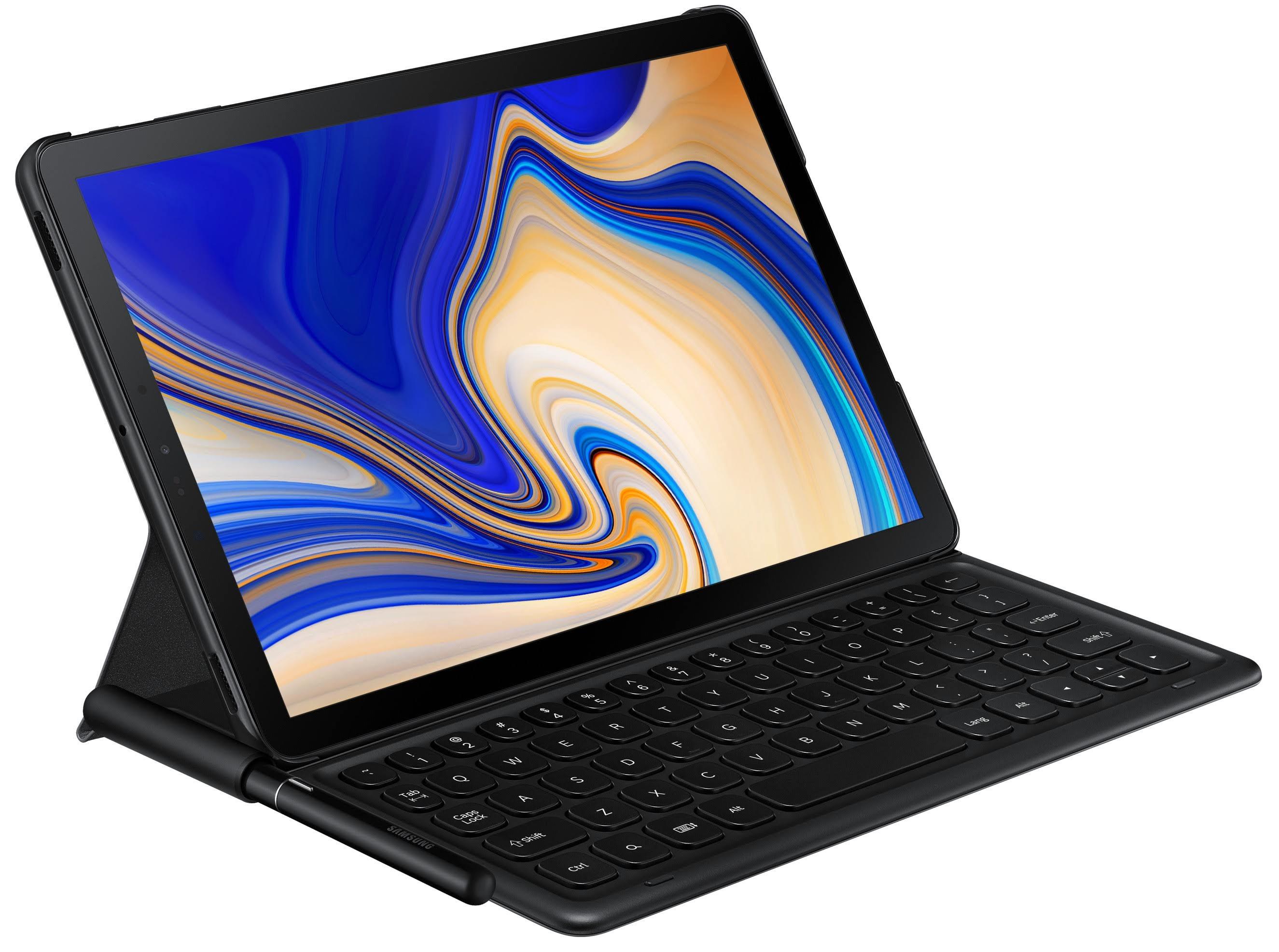 تابليت Galaxy Tab S4 المميز بمواصفات قوية مع إكسسوارات رائعة جداً