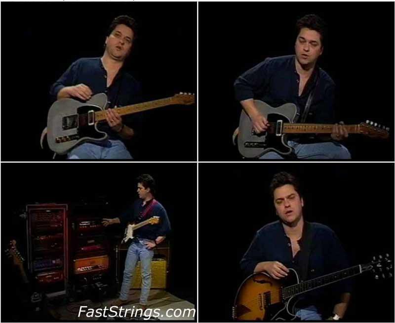 Brent Mason: Nashville Chops And Western Swing Guitar