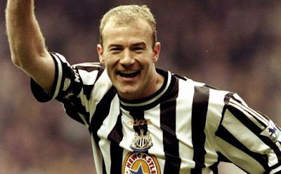 Alan Shearer anh hùng... 1 cách bình dị