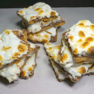 Smores Toffee Bark