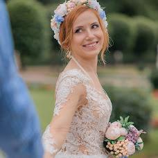 Wedding photographer Galina Mescheryakova (GALLA). Photo of 11.08.2017