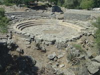 Θέατρο Καβειρίων στη Σαμοθράκη, Cabirian theatre in Samothraki
