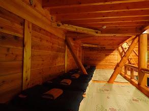 荒川小屋で宿泊