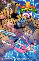 [MT] Mighty Morphin Power Rangers - Pink 004-000