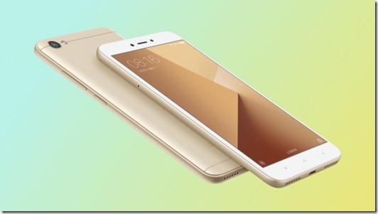 Xiaomi Redmi Note 5A Prime Andalkan Kamera Selfie 16 Megapiksel