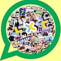 TXT Stickers for Whatsapp Kpop Idol WAStickerApps icon
