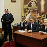 Новогодняя встреча с омичами-военнослужащими Президентского полка и их командирами.
