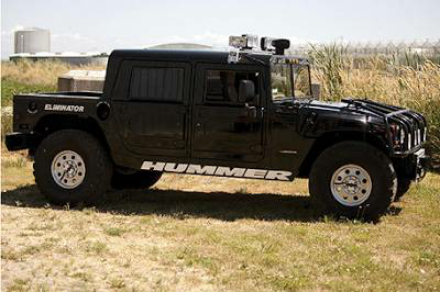 Tupac's Hummer Back On Auction Block After Highest Bidder Won't Pay