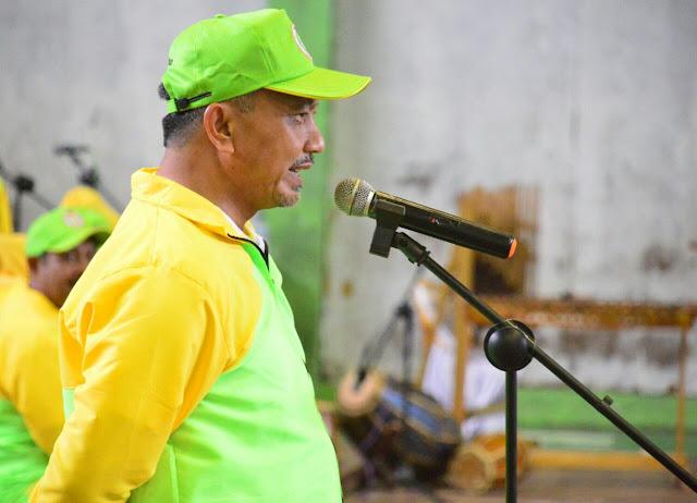 Wawali Ahmad Syaikhu Buka Porseni Ke-2 PGRI Kota Bekasi Tahun 2017