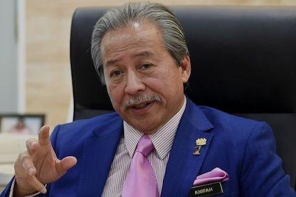 Anifah Slams Sarawak Report Article