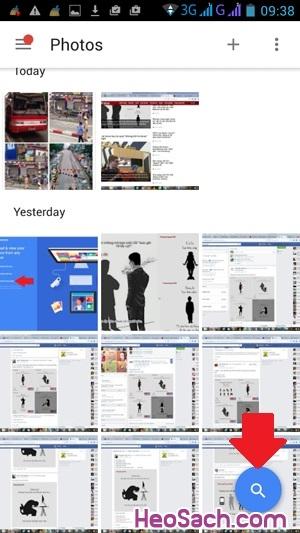 Hình 10 - Sao lưu ảnh với Google Photos trên điện thoại