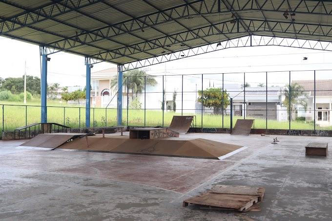 Após vizinhos reclamarem de barulho, pista de skate do Bairro Boa Vista terá horário para uso