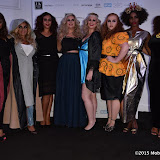 OIC - ENTSIMAGES.COM - Model(s) - Tricia in yours clothing, Dana In eleven 60, Amy in puja, Mary louise in society plus, Paige in Nine x, Sandy in popzen doli, Jessica in bombshell vintage and Olivia in Jane Watson at the   UK Plus Size Fashion Week  Day 1 Press at 8 Northumberland Avenue London where by 14 professional plus size models (sized UK 14 - 24) will be dressed by leading designers and retailers from the plus size fashion industry to mark the launch of UK plus size fashion week 2015 London 11th September 2015 Photo Mobis Photos/OIC 0203 174 1069