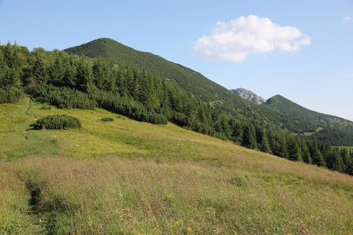 Ostrá a Sivý vrch