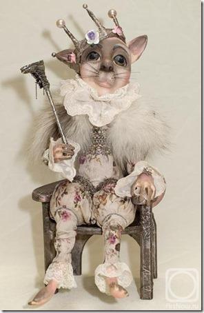 Muñecas de Nadezhda Sokolova Djembe  (18)