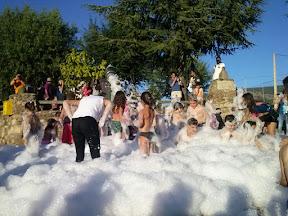 Fiestas Sotosalbos