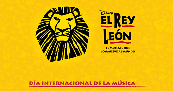 Conoce a la orquesta de El Rey León