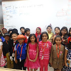 Fancy Dress Activity - Roald Dahl's Characters. (Primary Section - WIS Pawan Baug)