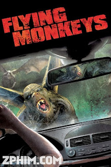 Khỉ Dơi - Flying Monkeys (2013) Poster