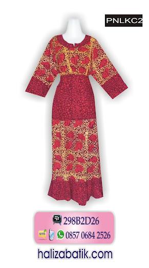 grosir batik pekalongan, Busana Batik Wanita, Busana Batik Modern, Baju Batik