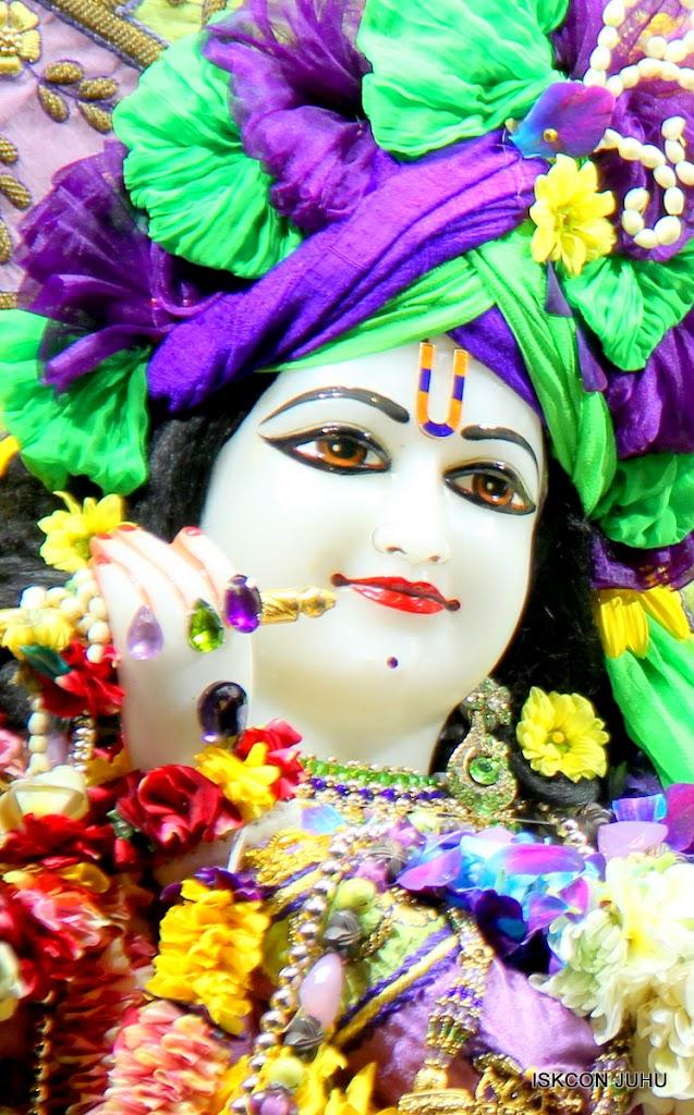 ISKCON Juhu Sringar Deity Darshan 11 Jan 2016  (15)