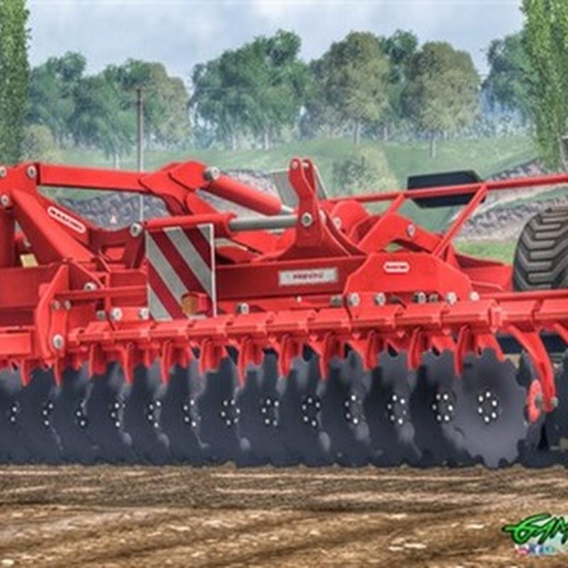 Farming simulator 2015 - Maschio Presto 600 v 1.1