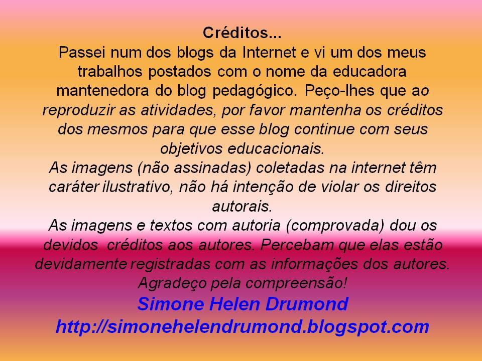 Postado Por Simone Drumond S