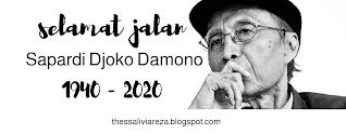 Buku Sapardi Djoko Damono