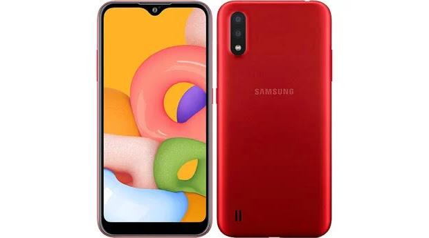 Samsung Galaxy A01 Spesifikasi