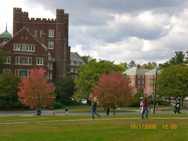 暑假美东学校行之三:Cornell University (转贴) - Jennifer - 雨夜相思客