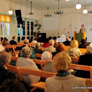Kolgata koguduse jumalateenistus 4. sept 2011