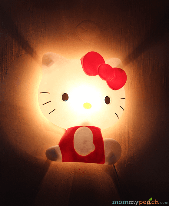 Ykaie s Hello Kitty Room - Mommy Peach