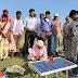 शेतकऱ्यांना सोलर फेनसिंग देऊन वन्यजीव सप्ताहाची सांगता. #WildlifeWeek #Solarfencing