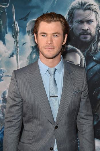 My Thor The Dark World Review & Red Carpet Experience: Chris Hemsworth #ThorDarkWorldEvent