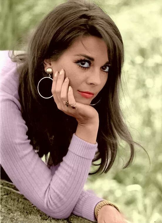 Natalie Wood the girl next door