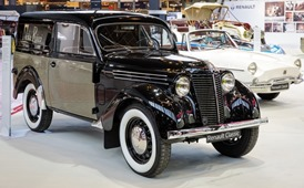 Renault Juvaquatre 1950