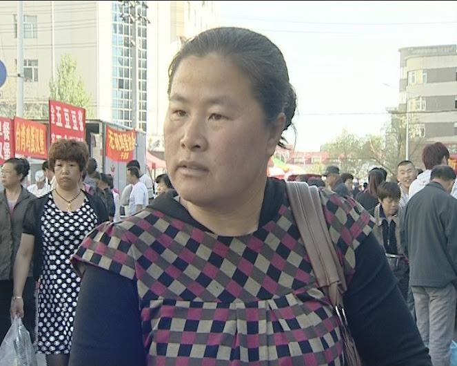 Утренний рынок в Китае