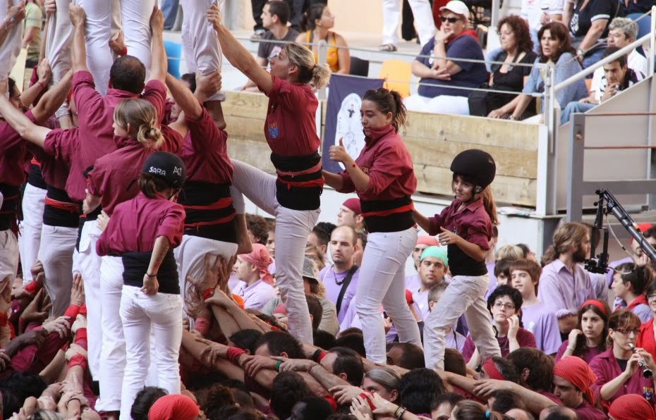 Concurs de Castells de Tarragona 3-10-10 - 20101003_124_4d8_CdL_XXIII_Concurs_de_Castells.jpg