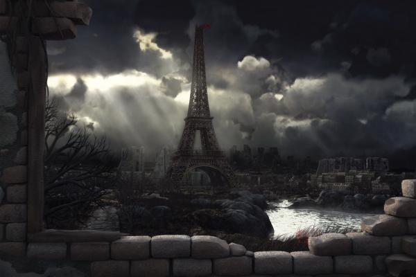 Ruins Of A City, Magical Landscapes 2