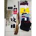 Polícia prende suspeito de assaltar comércio em três municípios do Cariri da Paraíba