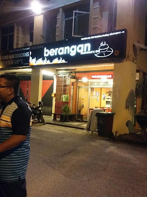 Berangan steamboat and Grill, Steamboat sedap di sungai petani, harga steamboat, menu steamboat, harga grill, menu grill