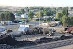 Coal Train Derailment in Mesa, WA - Tony Eveland credit