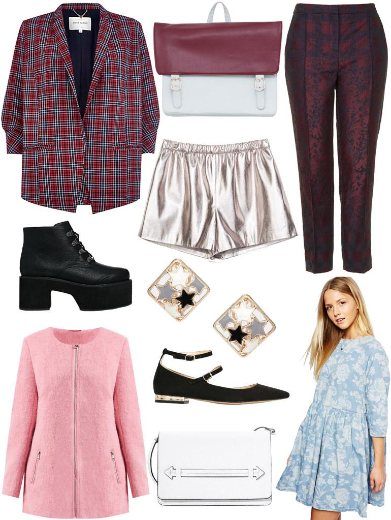 fashion high street wishlist january 2015