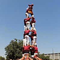 Castells Catalans Want to vote 8-06-14 - IMG_1965.JPG
