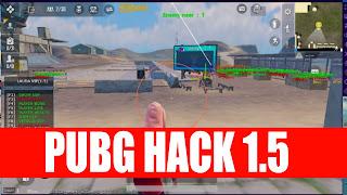 PUBG MOBILE v1.5 & BGMI Free ESP MAGIC BULLET HACK for SMARTGAGA and GAMELOOP