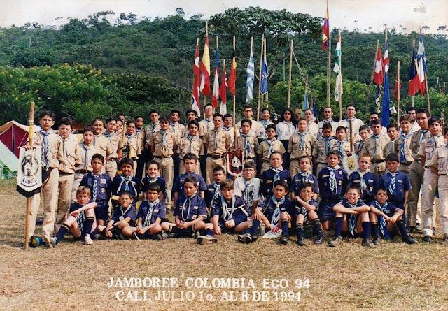 """Jamboree Colombia """"Eco 94"""""""