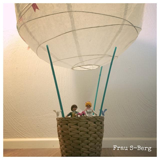 Geschenk Hochzeit Heiluftballon