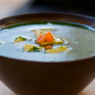 Spinach Miso Soup