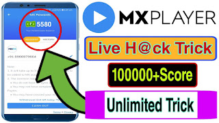 MX Player Game Trick